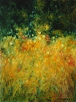 image of oil painting August Light by Laurie Ladmore