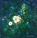 image of floral oil painting Night Flowers #5 by Laurie Ladmore