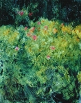 image of oil painting Wild Roses #2 by Laurie Ladmore