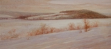image of watercolor landscape painting Moving Landscape by David Ladmore