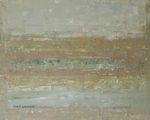 image of abstract oil painting Strata 4 by David Ladmore